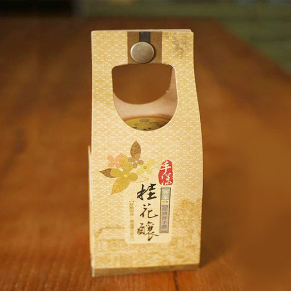【桂花品東西】手漾桂花釀(共四組)_E0757