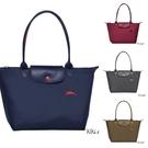 『Marc Jacobs旗艦店』LONGCHAMP|法國製|刺繡款|2605新款奔馬刺繡肩背包水餃包購物包