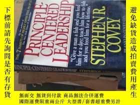 二手書博民逛書店c0010principle罕見centered leaders