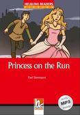 (二手書)Helbling Readers Red Series Level 2: Princess on the Run (with M..