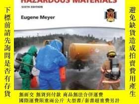 二手書博民逛書店Chemistry罕見Of Hazardous Material