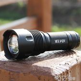 車燈   夜騎自行車燈前燈強光調焦山地車燈手電筒可充電超亮遠射騎行裝備 新品