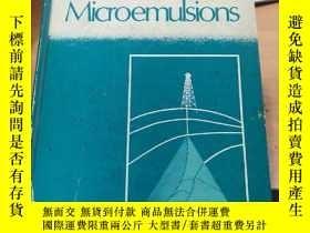 二手書博民逛書店罕見microemulsionsY182287 plenum p