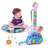 兒童音樂吉他可彈奏寶寶益智早教女孩故事樂器小提琴小孩玩具琴