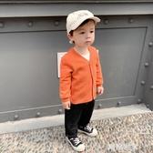 嬰兒針織開衫毛衣外套秋裝春秋幼兒寶寶男童1歲3小童0兒童X1327『潮流世家』