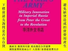 二手書博民逛書店【罕見】2011年出版 Reforming the Tsar s