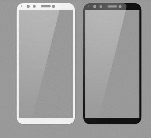 HTC Desire12+ 6吋 滿版9H鋼化玻璃膜 螢幕保護貼 全屏鋼化膜 全覆蓋保護貼 防爆保護膜 黑色 (正面)