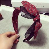 髮圈(任兩件)-氣質紡紗點點設計女髮箍5款73gi38[時尚巴黎]