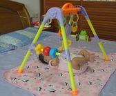 床鈴優樂恩新生兒嬰兒寶寶床上搖鈴0-3-6個月床鈴音樂健身架早教玩具 交換禮物 新年禮物