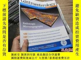 二手書博民逛書店gastroenterology罕見volume 147 num