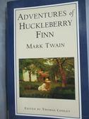 【書寶二手書T1/原文小說_ZHH】Adventures of Huckleberry Finn_TWAIN, MARK