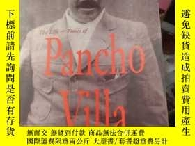 二手書博民逛書店The罕見Life and Times of Pancho Vi