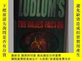 二手書博民逛書店英文原版罕見The Hades Factor by Robert