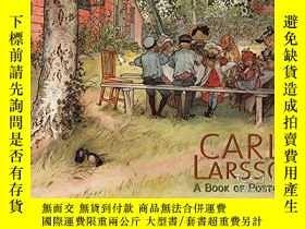 二手書博民逛書店Carl罕見Larsson Book Of Postcards Aa598Y256260 Carl Larss