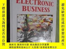 二手書博民逛書店Agent罕見Systems in Electronic Bus