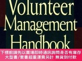 二手書博民逛書店The罕見Volunteer Management HandbookY255174 Connors, Trac