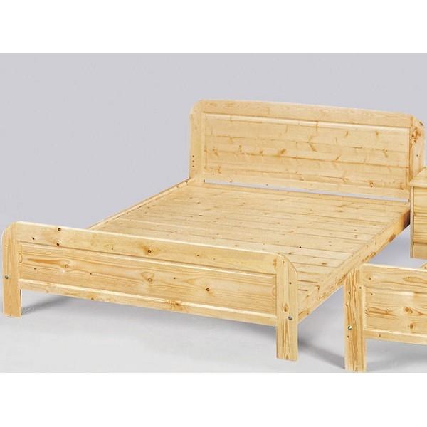 床架 床台 AT-583-5 百松木5尺雙人實木床板條 (不含床墊) 【大眾家居舘】