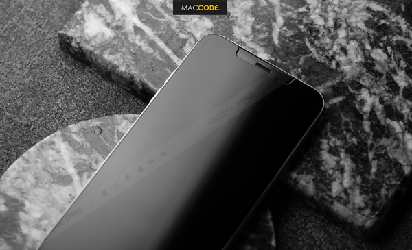 Moshi IonGlass Privacy iPhone 11 專用 防窺 強化 玻璃 保護貼