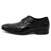 【W&M】英倫格調 商務紳士 男皮鞋-黑