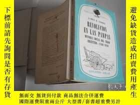 二手書博民逛書店REVOLUCIóN罕見EN LAS PAMP AS HISTO