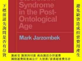 二手書博民逛書店Digital罕見Stockholm Syndrome In The Post-ontological Age