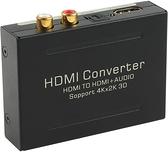 【日本代購】Proster HDMI分離器 4K@30hz SPDIF RCA 音頻輸出 音頻 分離器