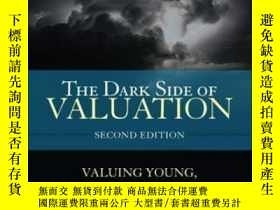 二手書博民逛書店The罕見Dark Side Of Valuation (paperback) (2nd Edition)-估價的