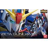 鋼彈組裝模型 BANDAI 機動戰士鋼彈 RG 1/144 MSZ-006 Zeta Gundam Z鋼彈(可變形) 10