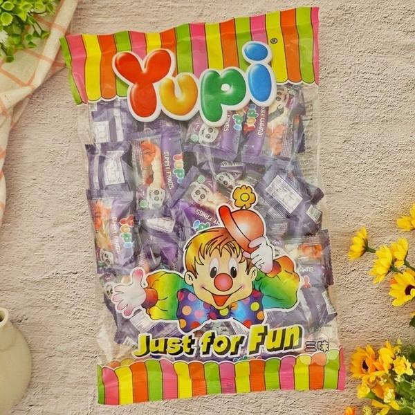 Yupi 呦皮萬聖節大門牙軟糖 432g【8992741973472】(萬聖節糖果)