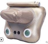頸椎按摩器多功能全身頸部腰部肩部揉捏脖子電動儀家用枕頭QM    西城故事