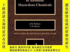 二手書博民逛書店Countermeasures罕見to Airborne Hazardous Chemicals-空氣中危險化學品