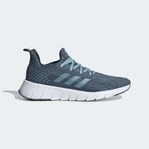 ADIDAS ASWEEGO W [F36320] 女鞋 運動 慢跑 休閒 緩震 舒適 健身 輕量 愛迪達 灰藍