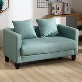 沙發簡約現代簡易沙發小戶型公寓陽臺臥室兩人雙人三人北歐布藝小沙發【快速出貨】