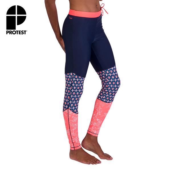 PROTEST 女 運動機能長褲 (調情粉) IMPARTIAL SURF LEGGING