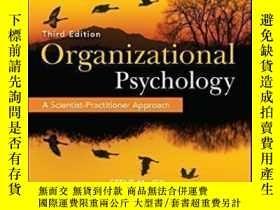 全新書博民逛書店OrganizationalPsychology A Scientist-practitioner Approac