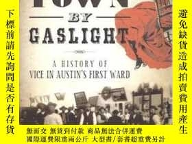 二手書博民逛書店Guy罕見Town by Gaslight SIGNED A H