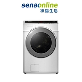 Panasonic 14KG 洗脫滾筒洗衣機(冰鑽白) NA-V140HW-W 神腦生活
