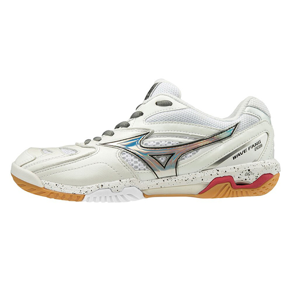 MIZUNO 20SS 男女款高階羽球鞋 WAVE FANG PRO系列 71GA170001 贈運動襪【樂買網】