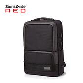 Samsonite RED 新秀麗【HO-ONE HD8】多功能後背包 防盜扣環 抗菌口袋 可插掛 採用Cordura布料