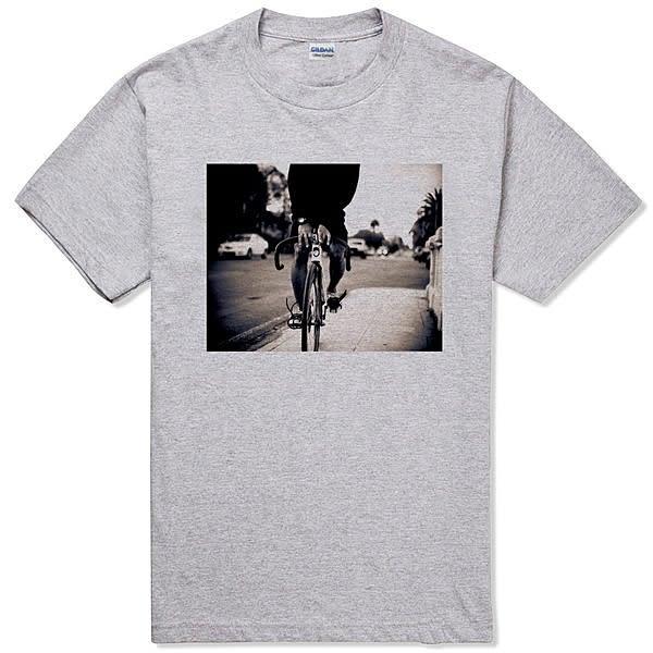 Fixed Gear Life短袖T恤-2色 單速車 腳踏車 生活插畫潮流趣味藝術 390