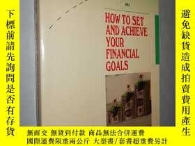 二手書博民逛書店How罕見to Set and Achieve Your Fin
