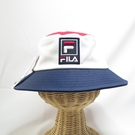 FILA 寬帽簷 漁夫帽 運動帽 HTV1202RD 紅色【iSport代購】