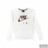 NIKE 女 AS W NSW AIR TOP LS LONG  圓領T(長)- AR4581030