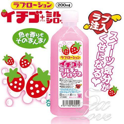 《蘇菲雅情趣》日本NPG*ラブローション 香甜草莓糖漿情趣潤滑液