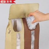 壁掛式放垃圾袋收納盒抽a取掛袋家用廚房裝塑料袋整理掛籃袋優 瑪麗蘇