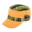 民族風遮陽帽 1500015 橘 防曬 遮陽 戶外休閒