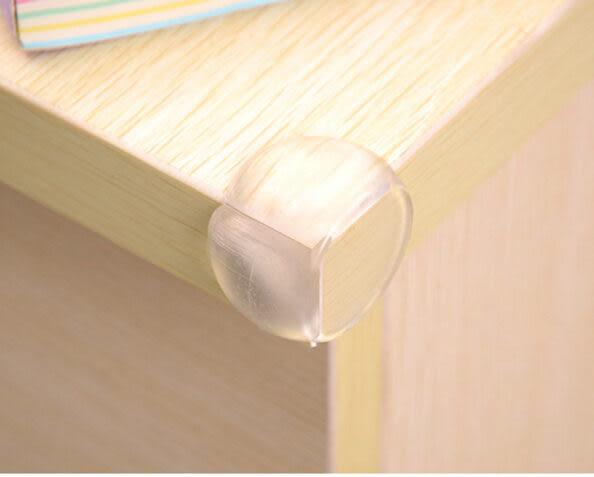 【TT337】嬰兒安全防撞保護套 防撞桌角 透明球形 防護桌角 寶寶安全必備 透明 1個入