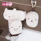 日本FaSola海綿沐浴球浴花成人搓澡巾可愛嬰兒童浴寶寶洗澡用品【七七特惠全館七八折】