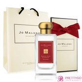 Jo Malone 英國梨與小蒼蘭香水(100ml) 新年限量版[含外盒+緞帶+提袋]【美麗購】