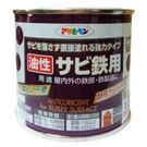 日本製鏽鐵打底強力止鏽底漆鼠灰0.2L-符合CNS601檢驗合格